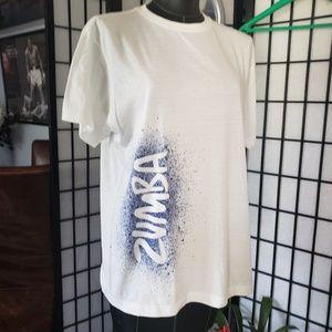 Zumba tshirt